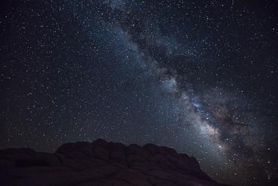 Milky Way, White Pocket