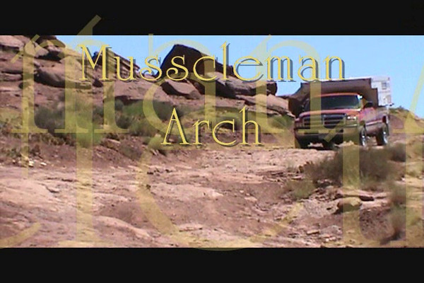 Mussleman Arch