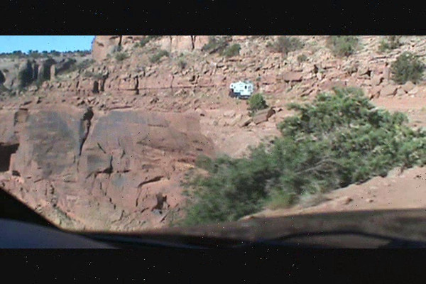 Shafer Trail video<br /> What a gorgeous day to start this adventure on!