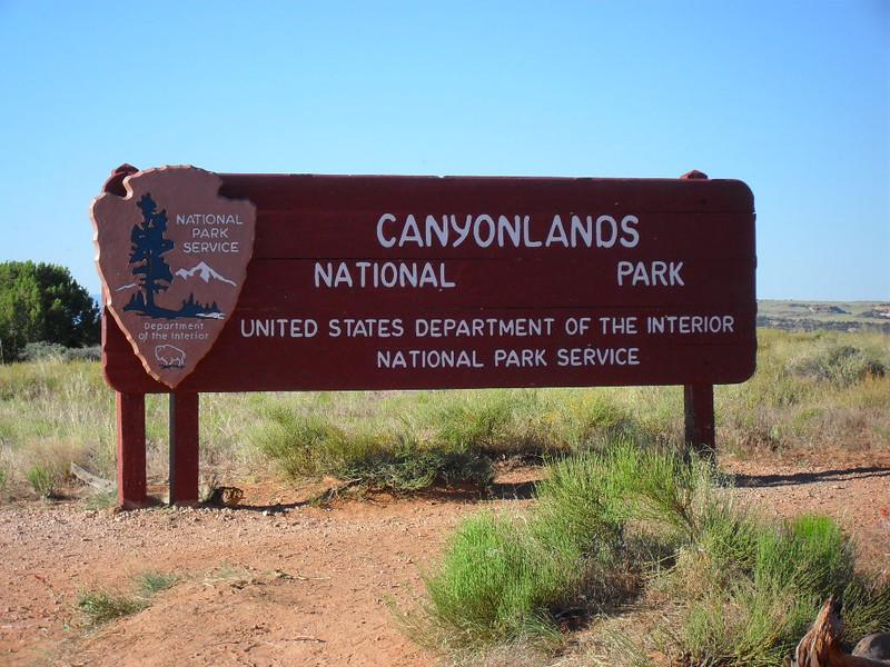 Strucks pic<br /> Canyonlands Nation Park.