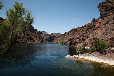 White Rock Canyon, AZ - USA