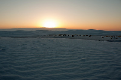 2017-03-12  White Sands National Monument, New Mexico