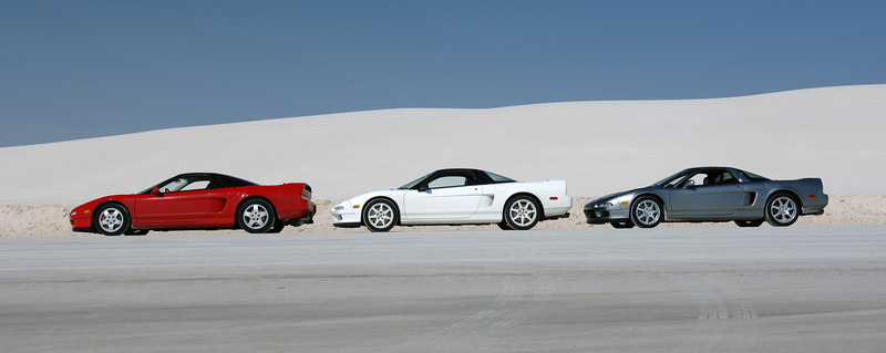 White Sands<br>Oct 4 2005 - NE Caravan Day 4