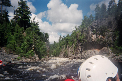 White Water Rafting August 2006