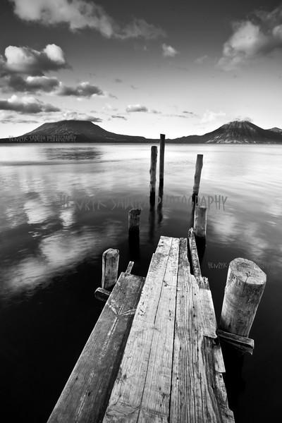 Lago Attilan, Guatemala