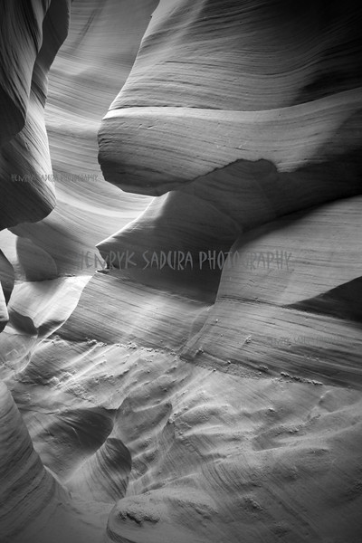 Lower Antelope Canyon is located in Page, Arizona and is one of the most popular tourist destinations in this state.
