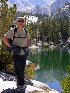 Kit at the Lake