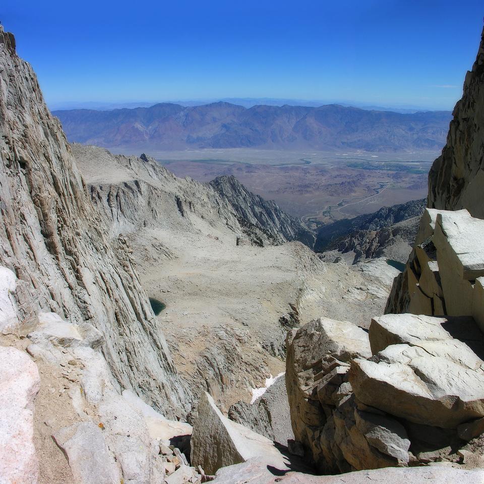 Gap View (2 Photo Panorama)