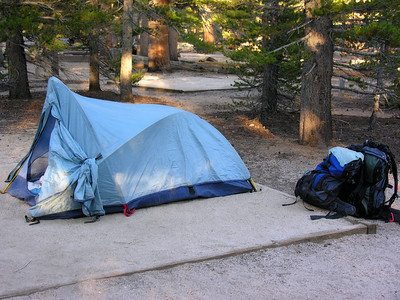 Horseshoe Meadows Camp