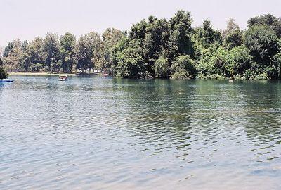 August 2004 Legg Lake