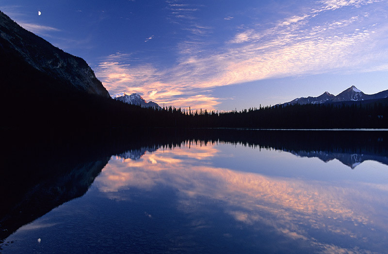 Evening Reflection - The Wide View