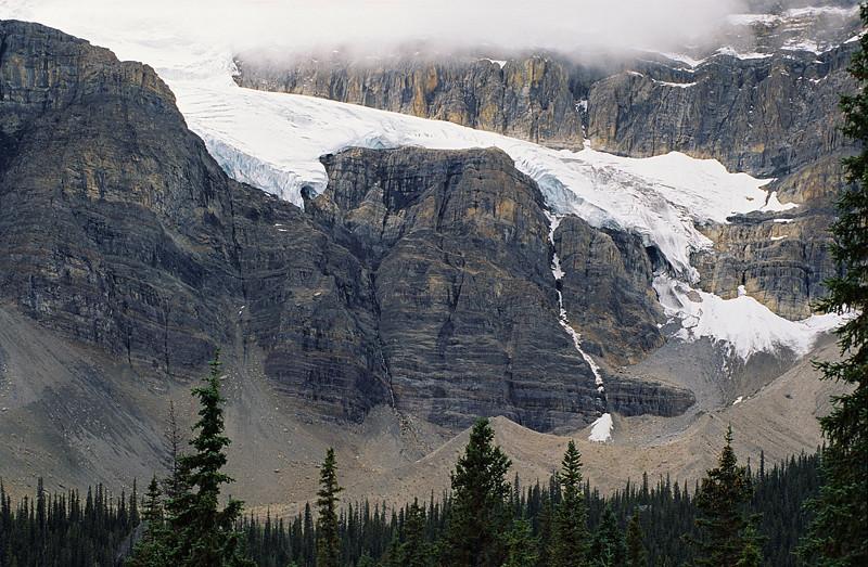 Icefields Parkway Glacier