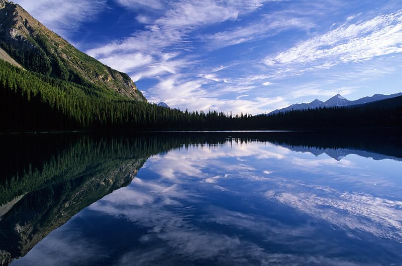 Emerald Lake Shoreline