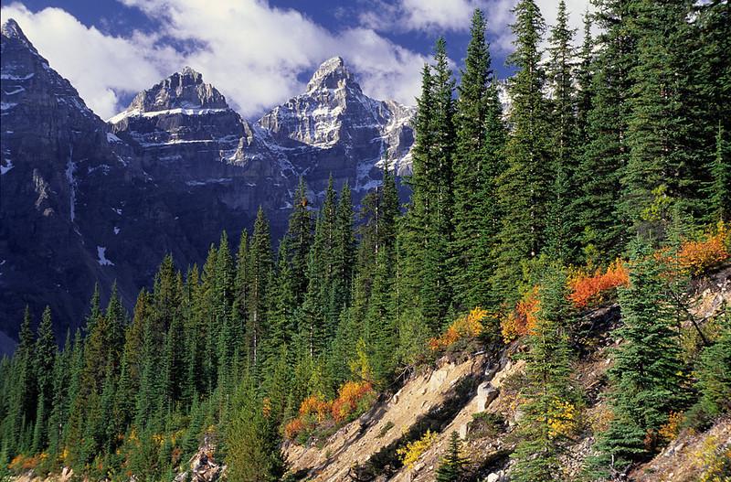 Moraine Peaks