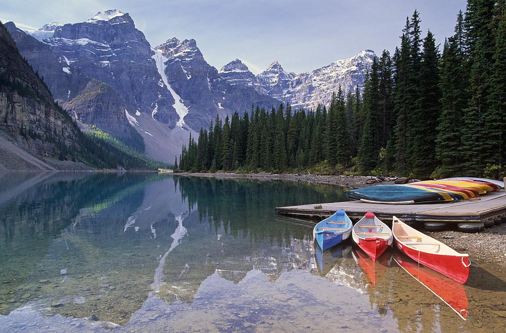 Moraine Canoes II