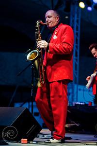 The Benders, Wichita Riverfest, 2010