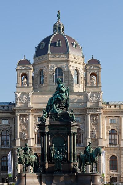 Maria Theresia und Kunsthistorisches Museum