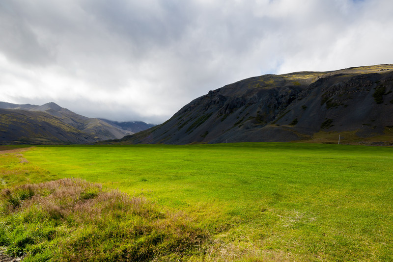 Countryside, South Iceland