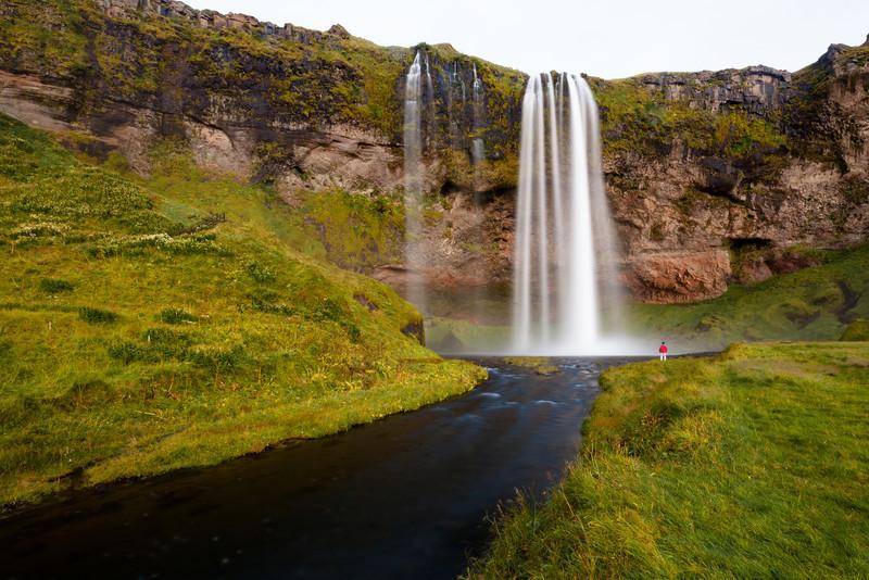 Seljalandsfoss waterfalls