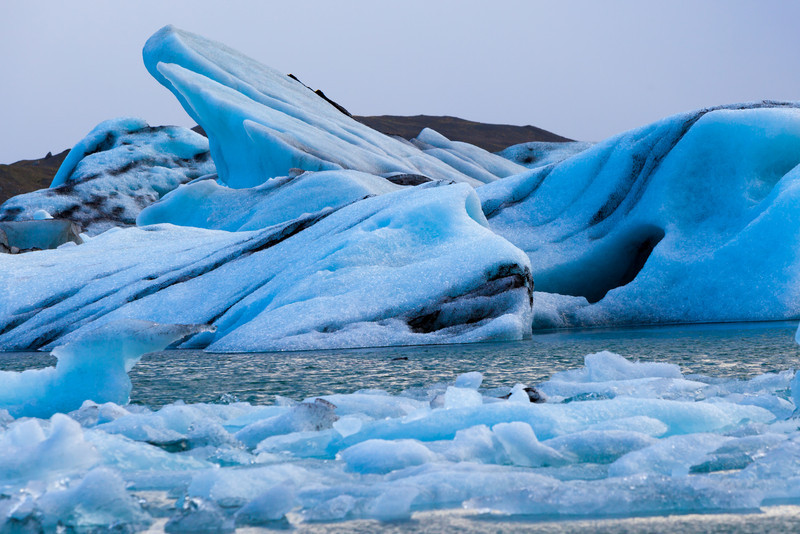 Jökulsárlón, South Iceland