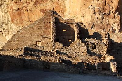 Pueblo Benito at sunset