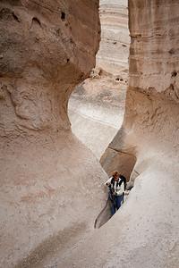 Kasha-Katuwe slot canyon