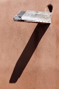 Shadow -  Coronado State Monument