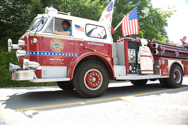 Independence Day Parade, Thomas WV