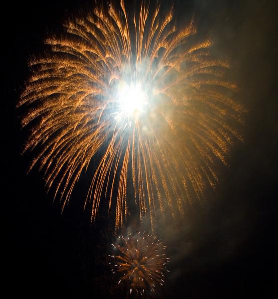 7th of July Fireworks, Thomas WV
