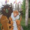 This little tiger cub seems strangely familiar!