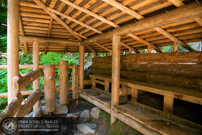 Terwilliger / Cougar Hot Springs Changing Area