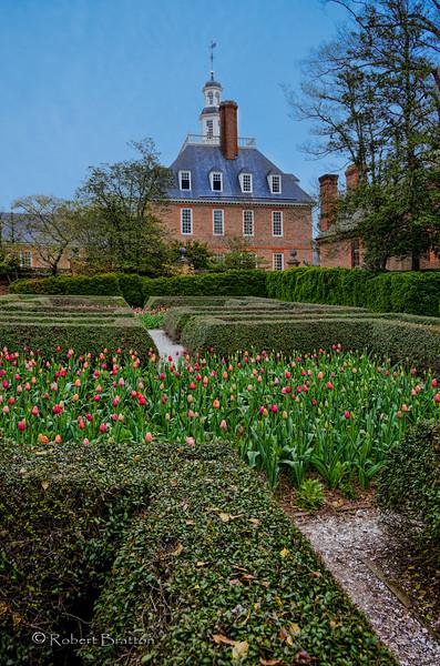 Governor's Palace Gardens
