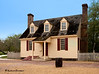 Shoemaker House in Colonial Williamsburg