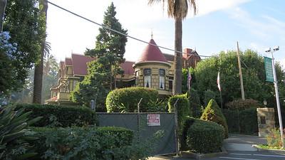Winchester Mystery House, San Jose - 11/26/2013