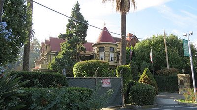 Winchester Mystery House, San Jose - 11/26/2013