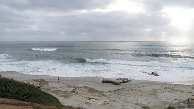 Windansea Beach La Jolla - 5/23/2013