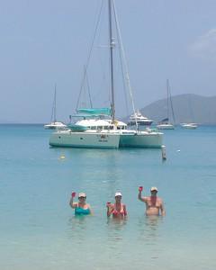 Return to Tortola
