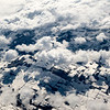 Over the Eastern Canadian Prairies of Ontario