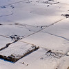Winterscape - Over the Western Canadian Prairies