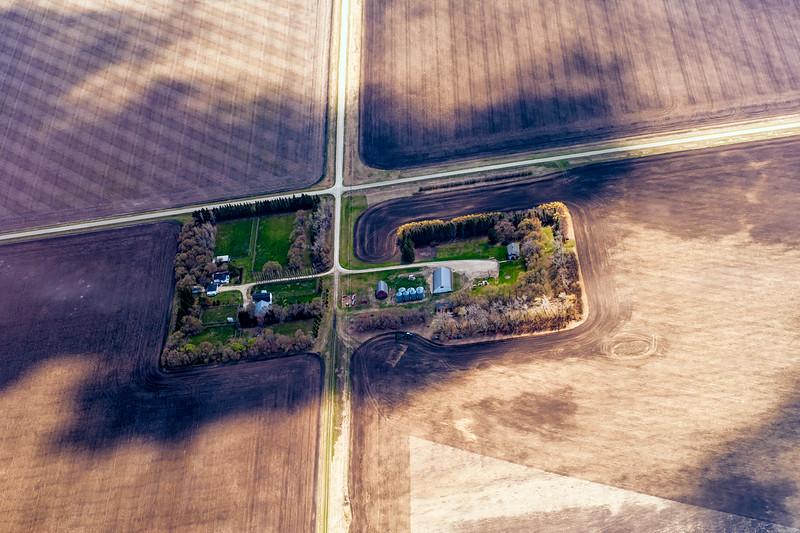 Easthscape - Western Prairie Farm