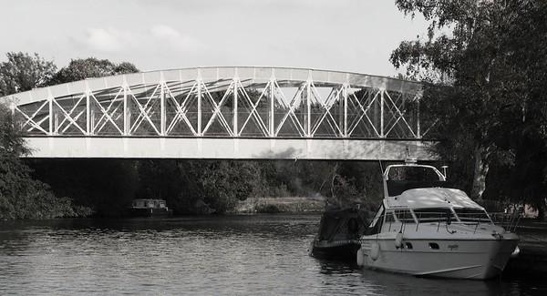 Bridge built by Isombard Brunel