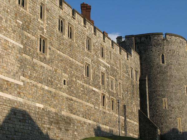 Castle External Walls
