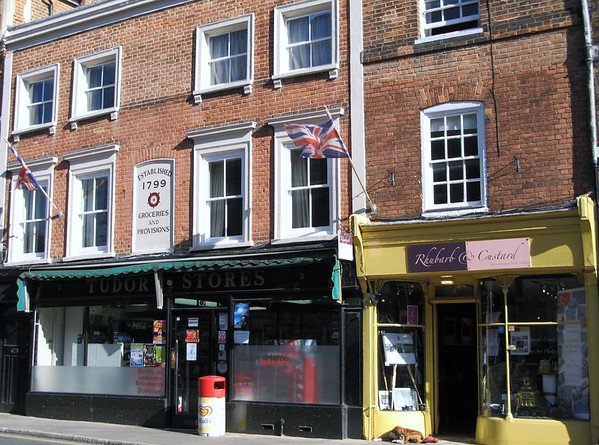 Eton High Street