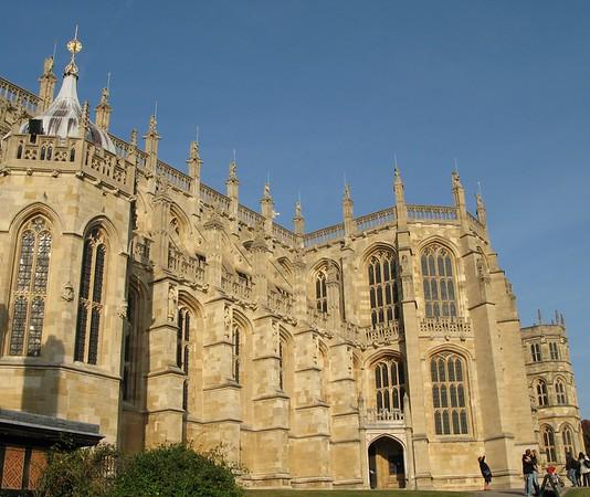 St. Georges Chapel, Windsor