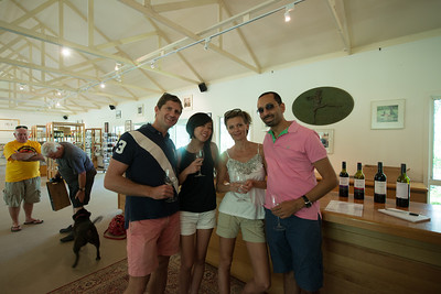 Winetasting in Margaret River