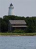 Lighthouse from the bay