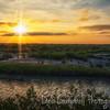 Sunset at Merritt Island