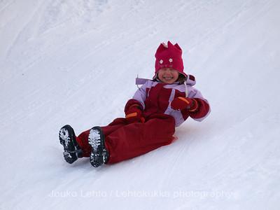 Winter fun - Talven riemut