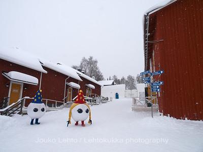 Lumilinna - Snow Castle: Kemi 2010