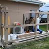 Elliots Coach House Fence Frame